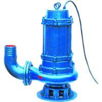 长申厂家直销WQ系列高效无堵塞潜水式排污泵