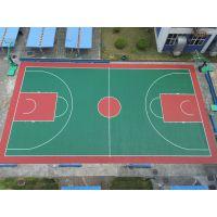 江门篮球场地面工程价格 壮宸丙烯酸水性漆厂家批发 中学球场材料施工