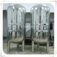 厂家直供 中水回用优质不锈钢机械罐 实力打造 品质保证