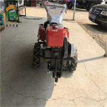 小型农用微耕机 自走式耕整机器 润华低价销售