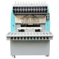 金裕JY-B01多色点胶机PVC商标礼品滴塑生产线设备