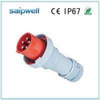 供应SP-1447五芯工业插头 125A接插装置 防水工业插头 400V IP67