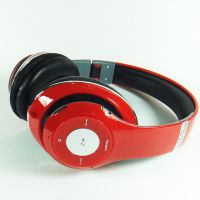 工厂直销新款魔音录音师耳机无线折叠耳机带麦克风插卡耳机头戴式