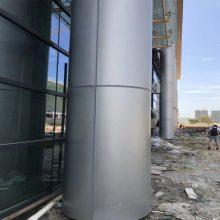 舟山金茂大厦天花吊顶、铝幕墙 铝单板系列