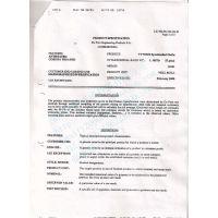 杜邦纸厚度016MM特卫强参数材质检测报告,Tyvek平均60克重