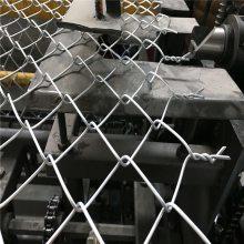 不锈钢勾花网 边坡防护网 养殖铁丝网