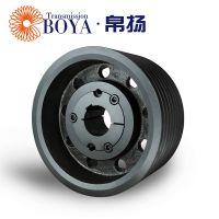 spc630-8 欧标V带轮生产厂家选无锡帛扬锥套皮带轮厂家