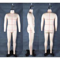 户外服装人台订做 户外打板人台销售 立裁公仔 服装裁剪模特生产厂家