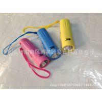 霸诺1702LED手电筒 迷你小手电筒 带闪等 验钞紫光 锂电手电筒