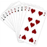 扑克牌定制/广告扑克牌/笔记本定制/纸塑厂家