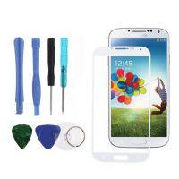 三星Samsung/I9500 S4手机触摸外屏玻璃镜面盖板玻璃盖板配螺丝刀