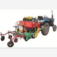 恒丰新款土豆播种机 专业马铃薯撒肥种植机 开沟播种覆膜机