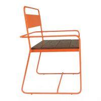 新品推荐 工业风个性家具餐桌椅组合 海德利靠背椅咖啡餐桌