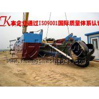 链式挖沙选金船机械 小型挖沙船价格