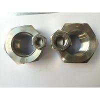 厂家生产不锈钢 304 316 316L美制六角螺母螺栓牙棒