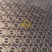 新款花纹不锈钢镭射板_镭射厂家定制色差小_物美价廉