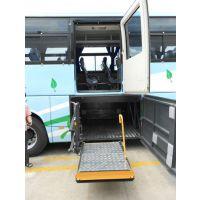 供应信德泰克 WL-T旅游车用旋转式轮椅升降机