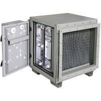 西安磁感应废气处理设备案例