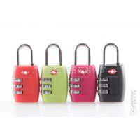 供应JUST  TSA密码锁/箱包锁/海关锁/旅行锁 旅游用品 多色可选/335