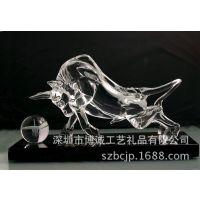 水晶模型制作/深圳水晶厂专业水晶模型生产定制/水晶定制礼品