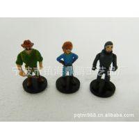 供应PVC玩具 搪胶公仔玩具、移印喷漆、义乌塑料玩具喷漆加工
