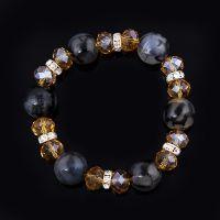 厂家直销 天然红玛瑙手串水晶情侣男女士佛珠手链饰品批发代理