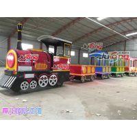 商场专用小火车、观光火车游乐设备许昌巨龙游乐