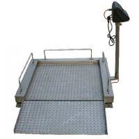 不锈钢轮椅秤供应 自动称重轮椅秤哪里有