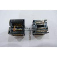 wells-cti IC插座656J0382212TSOP38PIN 0.5mm间距双触点