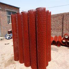 供应菱形钢板网 圈玉米钢板网 仓储玉米网 直销黑河