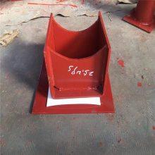优质碳钢水平管滑动支座DN250 03S402图集 乾胜品牌焊接支座价格