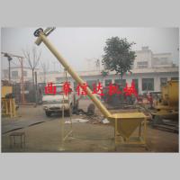 2016信达款螺旋上料机 饲料厂专用小型上料机