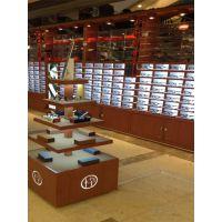 南宁最专业的展柜制作厂 眼镜展柜