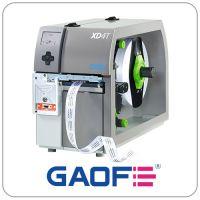 德国CAB XD4T 布标专用 双面打印条码打印机