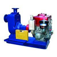 长申厂家直销ZWC系列柴油机自吸排污泵