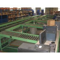 深圳力斯|食品捆扎输送机|快递分拣线|药品分拣系统|物流输送系统