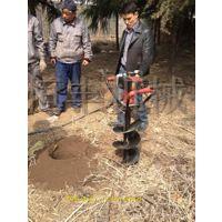 供应高效挖坑机 挖坑机厂家 直销各种农、林业机械