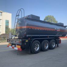 亚硫酸钢衬塑运输槽罐车价格、图片及厂家