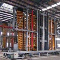 青岛国森机械制造高密度重竹地板竹层积材生产设备