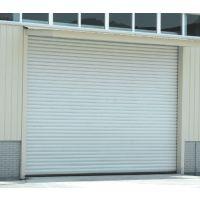 厂家供应商铺店面优质铝合金电动卷帘门 防盗安全