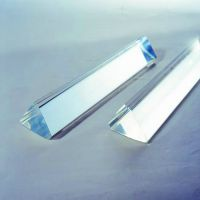厂家直销 供应有机玻璃三角棒,亚克力透明棒 可定制