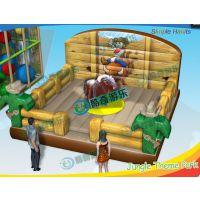 斗牛机的玩法--福建儿童娱乐设备