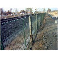 银妙厂家包塑铁线隔离栅护栏网