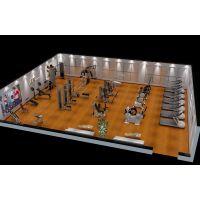 军霞专业商用健身器材 事业单位健身房 单位健身房配置 单位活动室
