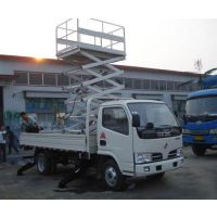 湖北车载式升降平台、霸力专业生产、车载式升降平台报价