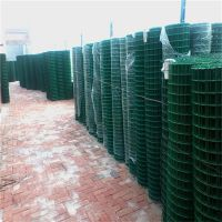 环航供应圈地荷兰网 养殖绿色铁丝网 防护波浪网