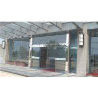 广州从化市安装、维修自动感应门、安装感应玻璃门