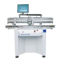 供应煌牌LED全自动锡膏印刷机_视觉系统IC封装印刷更精准