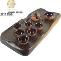 继阳茶语 红陶茶具 整套功夫粗陶 手抓壶 德化 高端瓷器 特色茶具
