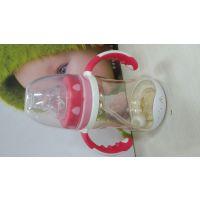 oem代工宽口ppsu感温奶瓶 聚苯砜奶瓶 黄金奶瓶240ml